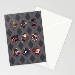 Bloodborne Argyle Stationery Cards