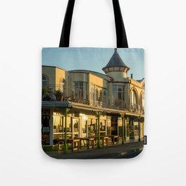 Ilfracombe Promenade Tote Bag