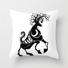 Loltheacnel Throw Pillow