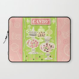Sweets For The Sweet Laptop Sleeve