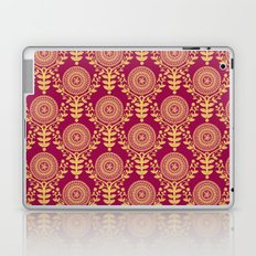 Paper Doily (RED) Laptop & iPad Skin