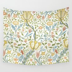 William Morris Flora Wall Tapestry