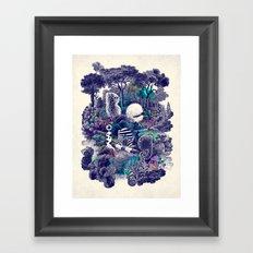 Biodiverse Framed Art Print