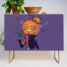 The Pumpkin Bun Credenza