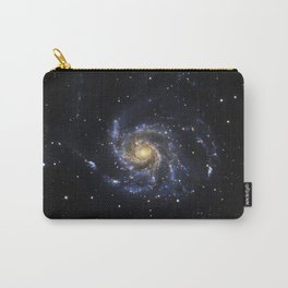 Spiral Galaxy M101 Carry-All Pouch