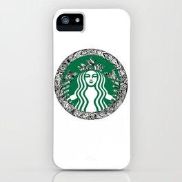 Starbucks T-Shirt iPhone Case