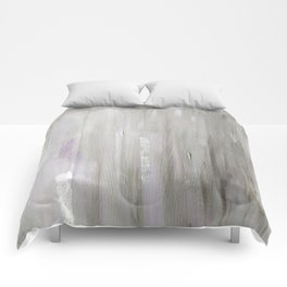 Lavender & Silver Comforters