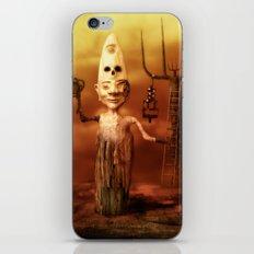 Pesonal Pandemonium iPhone & iPod Skin