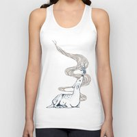huebucket Tank Tops featuring Pacifier by Huebucket