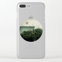16 Clear iPhone Case