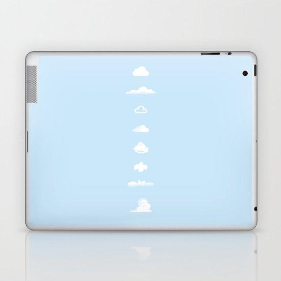 Famous Clouds Laptop & iPad Skin