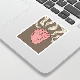 Heart Rhythym Beat Sticker