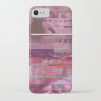 glitch iPhone & iPod Cases featuring Glitch  by Mikath
