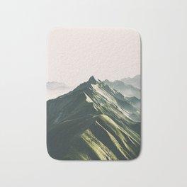 Green Mountains Bath Mat