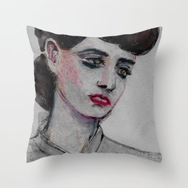 Rachael Throw Pillow