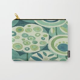 Bloom No.4 Carry-All Pouch
