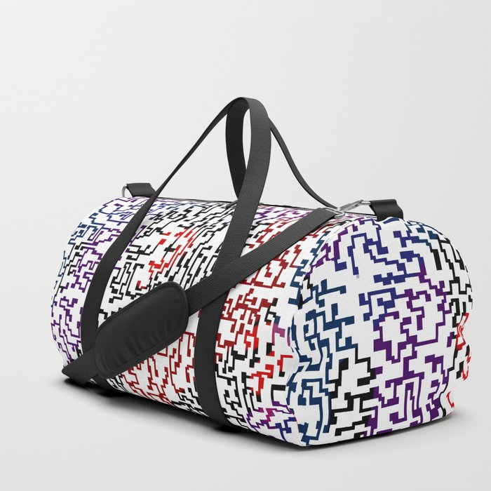 thought, question Duffle Bag