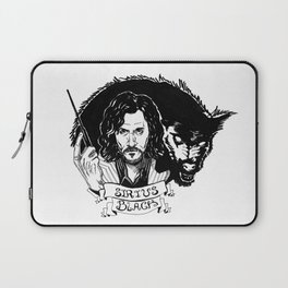 Sirius Black: Padfoot Laptop Sleeve