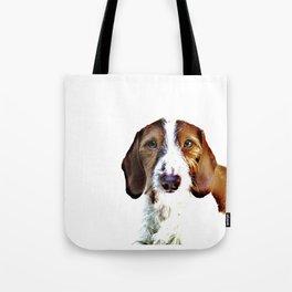 """""""Birch"""" ~ Dachshund, Weiner Dog, Doxie, everywhere!  Tote Bag"""