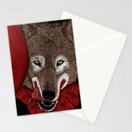 Red Decoy Stationery Cards