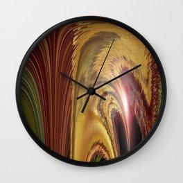 Strawberry's Sheer Shear v.2 Wall Clock