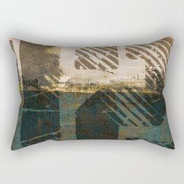 Fibonacci 1-2 Rectangular Pillow