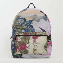Enchanted Garden 2 Backpack