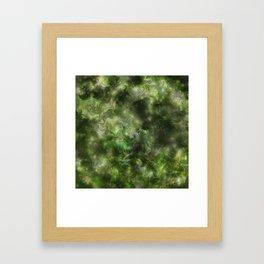 Lonely Words Framed Art Print