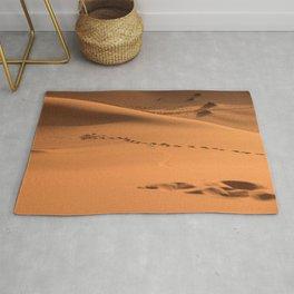 Desert Trek III - Sahara, Morocco Rug