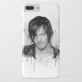 TwD Daryl Dixon. iPhone Case