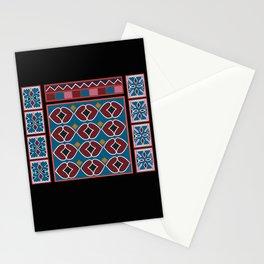 Lenape Bandolier 1850 Stationery Cards