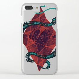 Mystic Cystal Clear iPhone Case