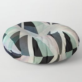 Solids Invasion Floor Pillow