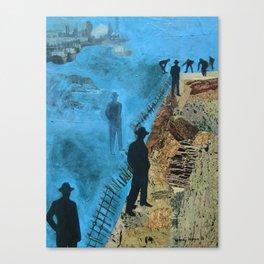 Hudson Canvas Print
