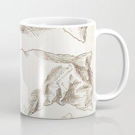 Six Studies Of Pillows By Albrecht Durer 1493 Coffee Mug