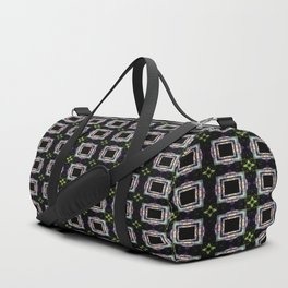 Prognathous Behaviorism Pattern Duffle Bag