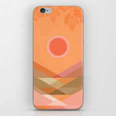 Summer Time 8 iPhone & iPod Skin