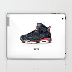 Pixel Jordan Laptop & iPad Skin