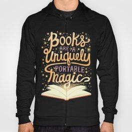 Books are magic Hoody