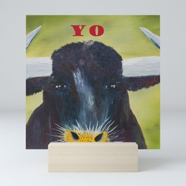 YO Mini Art Print