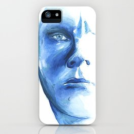 Homme Invisible iPhone Case