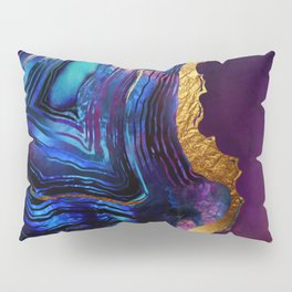 Agate Abstract Pillow Sham