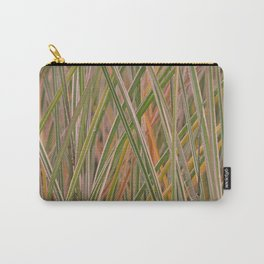 MISCANTHUS GRASS MORNING LIGHT Carry-All Pouch