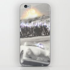 BOND BOMB iPhone & iPod Skin