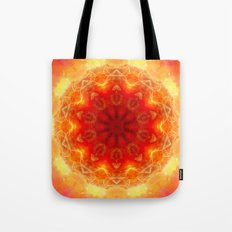 Energy within Tote Bag