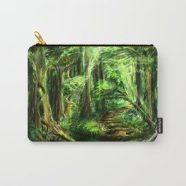The Great Gaming Forest Carry-All Pouch