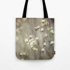 winter flora Tote Bag