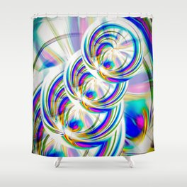 Abstract Perfection 22 Shower Curtain
