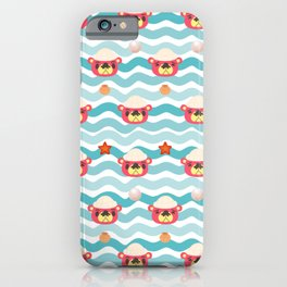 ac cute scallop lover pascal iPhone Case