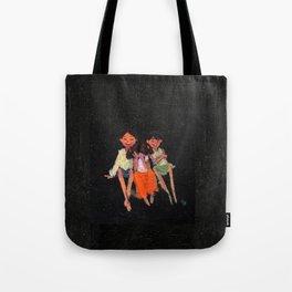 Siblings! Tote Bag